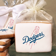 MLB Los Angeles Dodgers Photo Cookies