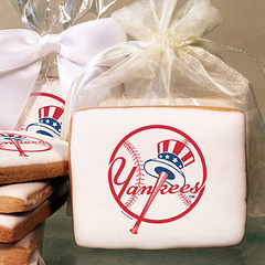 MLB New York Yankees Photo Cookies