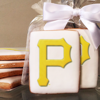 MLB Pittsburgh Pirates Photo Cookies