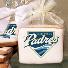 MLB San Diego Padres Photo Cookies