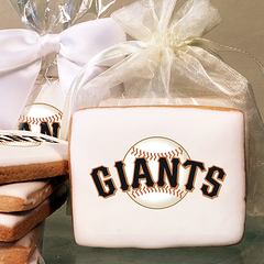 MLB San Francisco Giants Photo Cookies