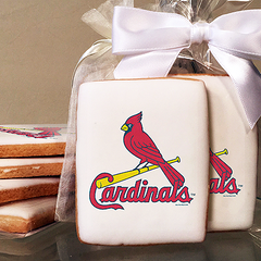MLB St. Louis Cardinals Photo Cookies
