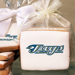 MLB Toronto Blue Photo Cookies