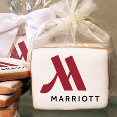 Marriott Logo Cookies
