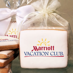 Marriott Vacation Club Logo Cookies
