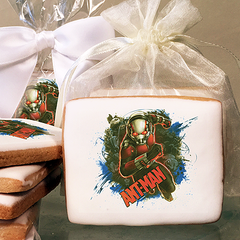 Marvel & DC Comics Cookie Favors