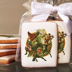MARVEL Avengers Age of Ultron Initiate  Photo Cookies