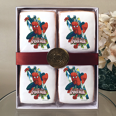 Spider-Man Ultimate Cookie Gift Box