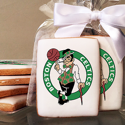 NBA Boston Celtics Photo Cookies