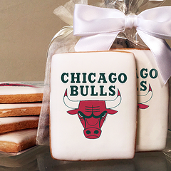 NBA Chicago Bulls Photo Cookies
