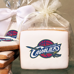 NBA Cleveland Cavaliers Photo Cookies