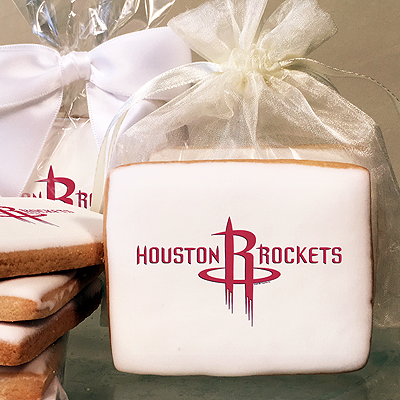 NBA Houston Rockets Photo Cookies