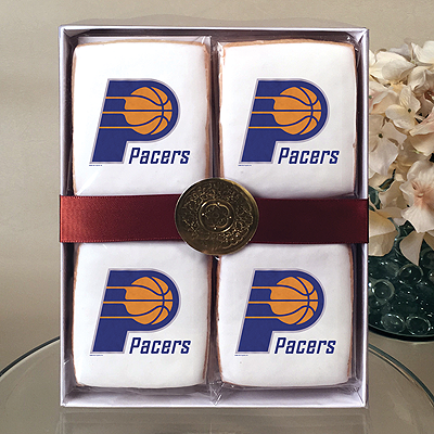 NBA Indiana Pacers Cookie Gift Box