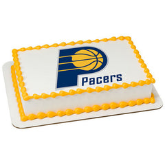 NBA Indiana Pacers Photo Cake