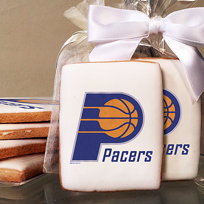 NBA Indiana Pacers Photo Cookies