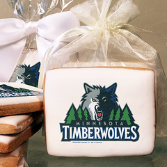 NBA Minnesota Timberwolves Photo Cookies