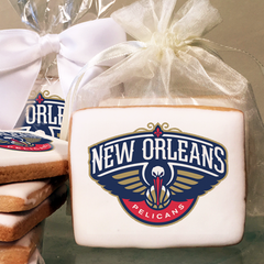 NBA New Orleans Pelicans Photo Cookies