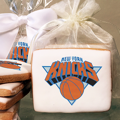 NBA New York Knicks Photo Cookies