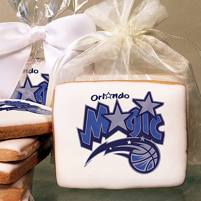 NBA Orlando Magic Photo Cookies