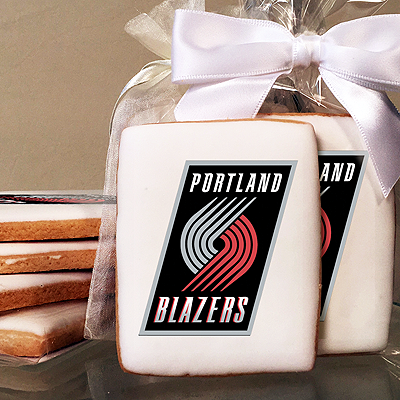 NBA Portland Trailblazers Photo Cookies