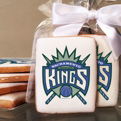 NBA Sacramento Kings Photo Cookies