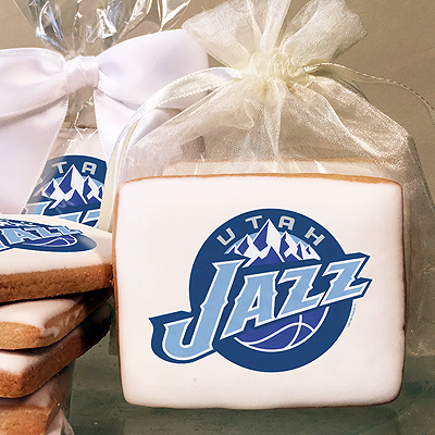 NBA Utah Jazz Photo Cookies