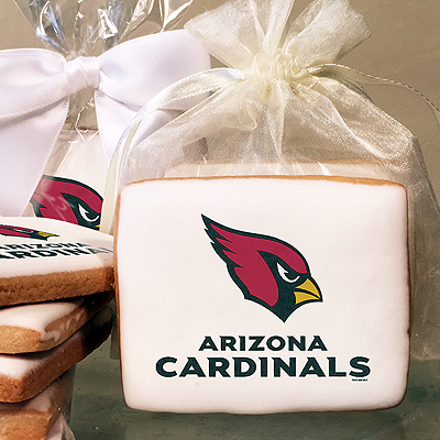 NFL Arizona Cardinals Photo Cookies
