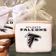 NFL Atlanta Falcons Photo Cookies