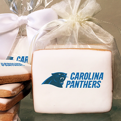 NFL Carolina Panthers Photo Cookies