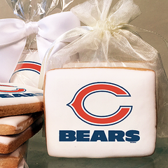 NFL Chicago Bears Photo Cookies
