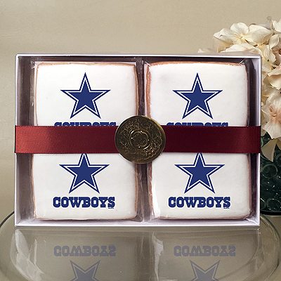 NFL Dallas Cowboys Cookie Gift Box