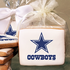 NFL Dallas Cowboys Photo Cookies