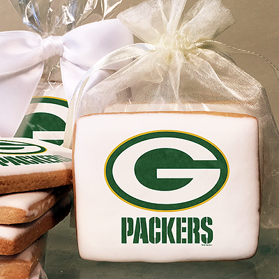 NFL Green Bay Packers Photo Cookies