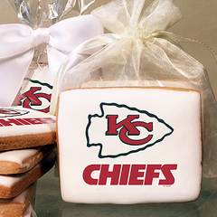 NFL Kansas City Chiefs Photo Cookies