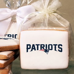 NFL New England Patriots Photo Cookies