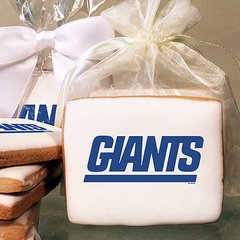 NFL New York Giants Photo Cookies