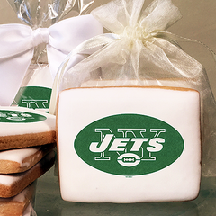 NFL New York Jets Photo Cookies
