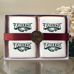 NFL Philadelphia Eagles Cookie Gift Box