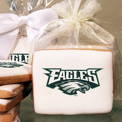 NFL Philadelphia Eagles Photo Cookies