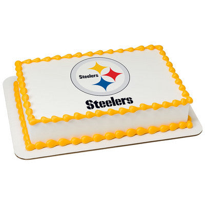 NFL Pittsburgh Steelers Photo Cake
