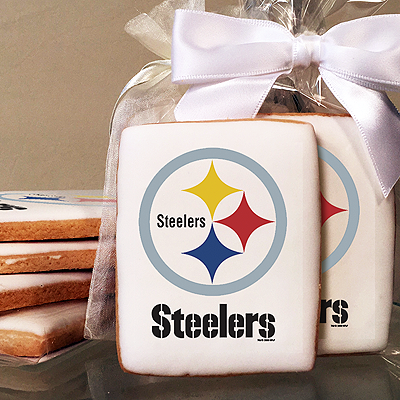 NFL Pittsburgh Steelers Photo Cookies