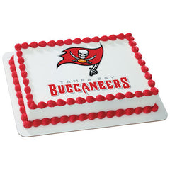 NFL Tampa Bay Buccaneers Photo Cake