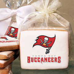 NFL Tampa Bay Buccaneers Photo Cookies
