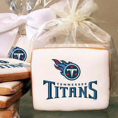 NFL Tennessee Titans Photo Cookies