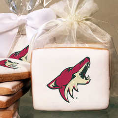 NHL Arizona Coyotes Photo Cookies