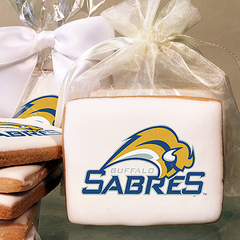 NHL Buffalo Sabres Photo Cookies