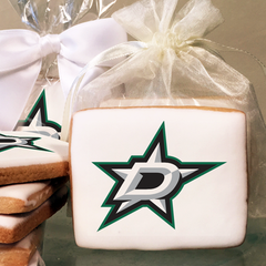 NHL Dallas Stars Photo Cookies