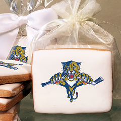 NHL Florida Panthers Photo Cookies