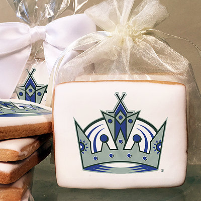 NHL Los Angeles Kings Photo Cookies