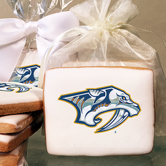 NHL Nashville Predators Photo Cookies